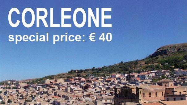 Corleone beyond the Mafia: special price